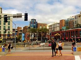 Soft West: Pedestrian Crossing
