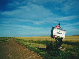 Al's mailbox